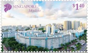 singapore housing stamp